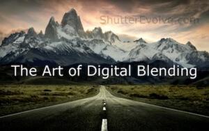 art of digital blending