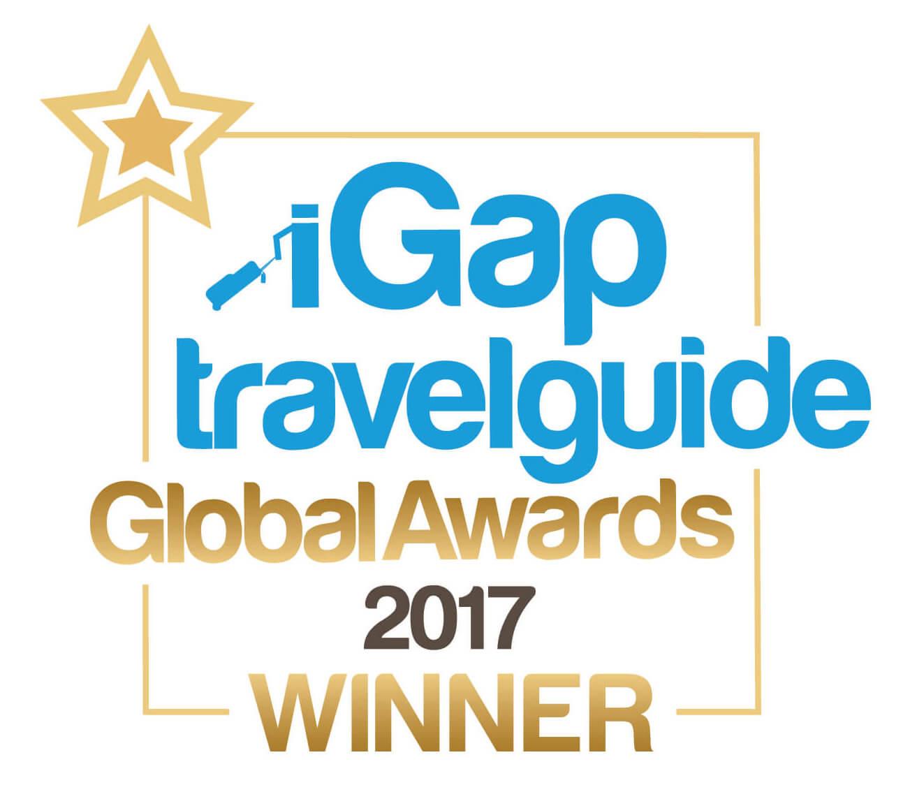 iGap travelguide Winner 2017