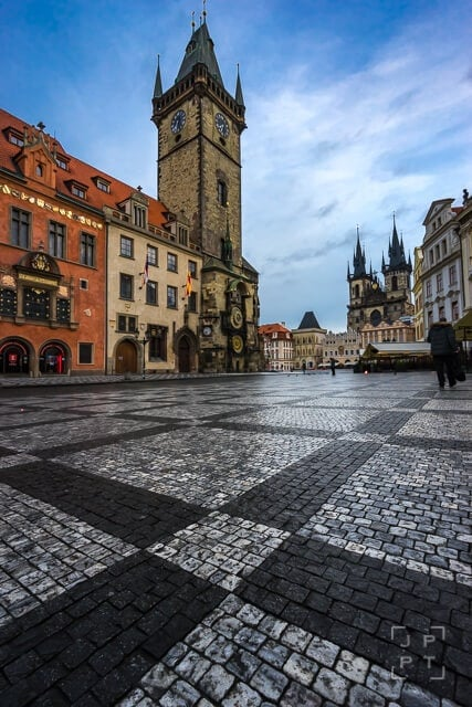 Old Town City Hall in Prague