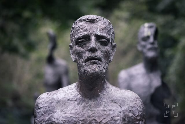 Sculpture of Victims of the communism