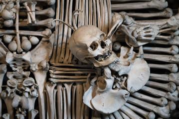 Sedlec Ossuary in Kutná Hora
