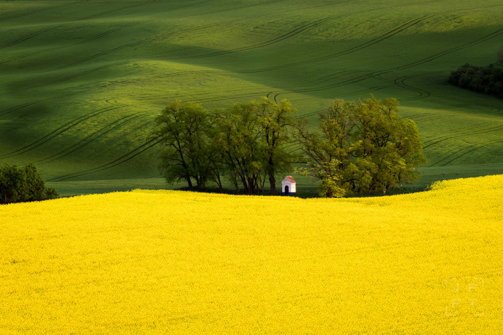 Chapel in South Moravia