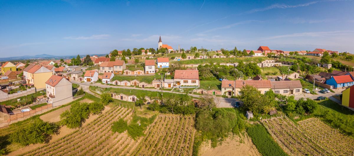 Vrbice in South Moravia